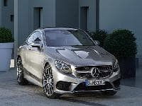 2015 Mercedes S-Class Coupe unveiled