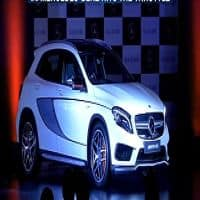 Mercedes launches GLA 45 AMG at Rs 69.6 lakh