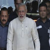 Modi unveils new ideas; Plan Commission to be scrapped