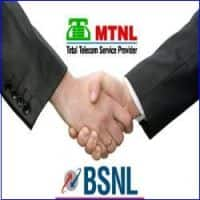 BSNL may maintain and operate MTNL's network