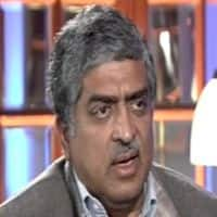 Nandan Nilekani sees Aadhaar playing a role after GST rollout