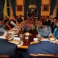 Congress' jibe over Modi meeting with US CEOs