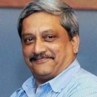 Goa CM Parrikar to join Union Cabinet
