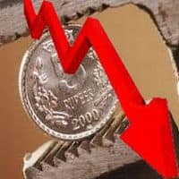 Rupee nears record low; volatility surges