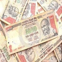 Indian rupee trading at 2.5 month high