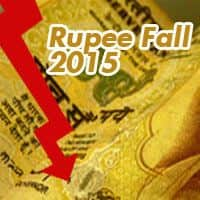 Rupee trims initial losses, still low by 7p to 63.63 vs USD