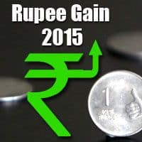 Rupee gains 12 paise against dollar in early trade