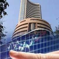 Nifty hovers around 6650; banks up, FMCG & realty weak
