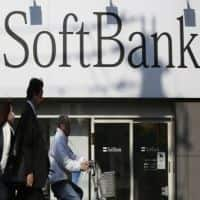 SoftBank unit invests in mobile-balance checking app