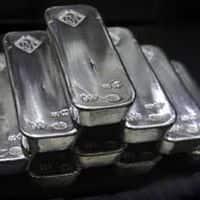 Silver cracks below Rs 46,000, down Rs 350 on global cues