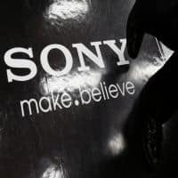 Sony records 84% quarterly profit drop on movie loss