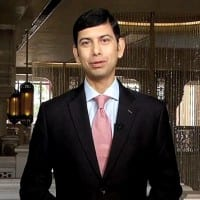 Udayan Mukherjee: End of bond market rally to spur stocks; risk reward ratio dicey