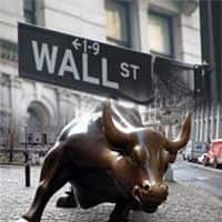 Wall Street ticks up as hawkish Fed fears ebb; Apple weighs