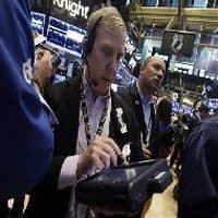 Wall Street ends little changed; Microsoft hits record
