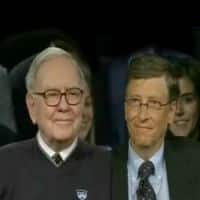 CNBC Excl: Warren Buffett, Charlie Munger & Bill Gates