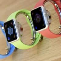 Smartwatch market slips on Apple decline: Survey