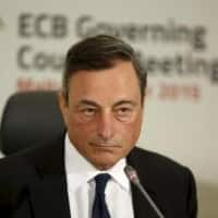 ECB cuts deposit rate by 10 bps, extends QE until Mar 2017