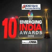 Emerging India Awards: Need for SMEs to go global