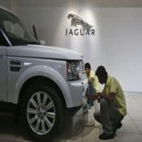 Jaguar Land Rover achieves best-ever April sales