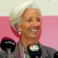Lagarde is only candidate to head IMF: Official
