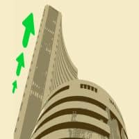 Nifty inches close to 8150, Sensex up over 100 pts; ITC up 2%