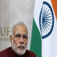 Modi  proposes 'Das Kadam' initiative for BRICS nations