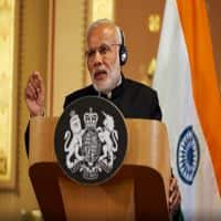 Modi invites Singapore firms to invest in Navratna PSUs