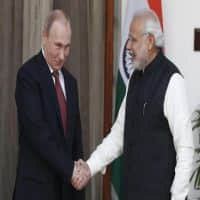 Modi, Putin vow to take forward India-Russia ties