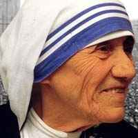 Church, faith may have been above all for Mother Teresa