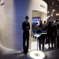 Nokia sees network market down in 2017, modest growth in 2018