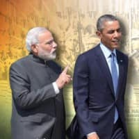 Obama, Modi to address CEOs tomorrow