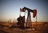 Oil prices drop as Middle East tension eases