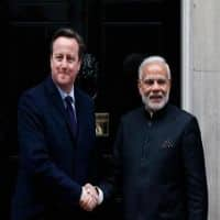 Modi, Cameron meet focused on defence and Make in India