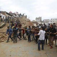 India steps up relief ops in Nepal named 'Operation Maitri'