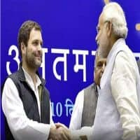Modi works for industrialists, taxes salaried class: Rahul