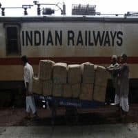 Indian Railways chugs along despite hiccups