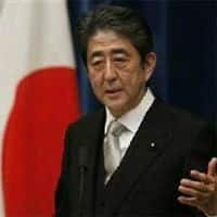 Abe defends BOJ after negative rates policy spooks global mkts