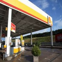 Shell reopens 77th petrol pump in India