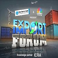CNBC-TV18 honours Indian exporters at Export Import Forum