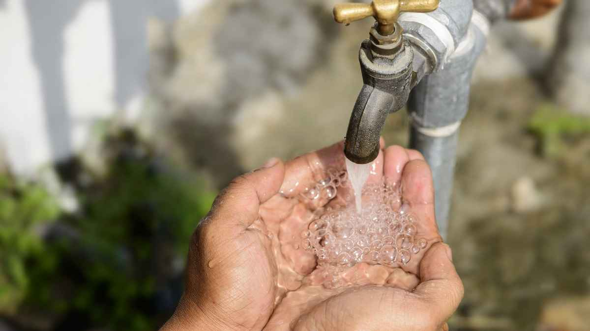 GE Step Ahead : How serious are our water issues?