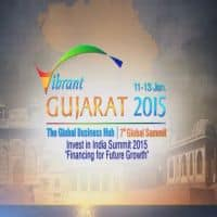 Vibrant Gujarat: Invest in India Summit 2015