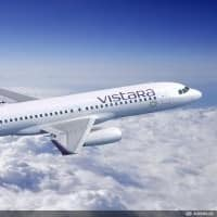 Vistara completes induction of Airbus A320 planes