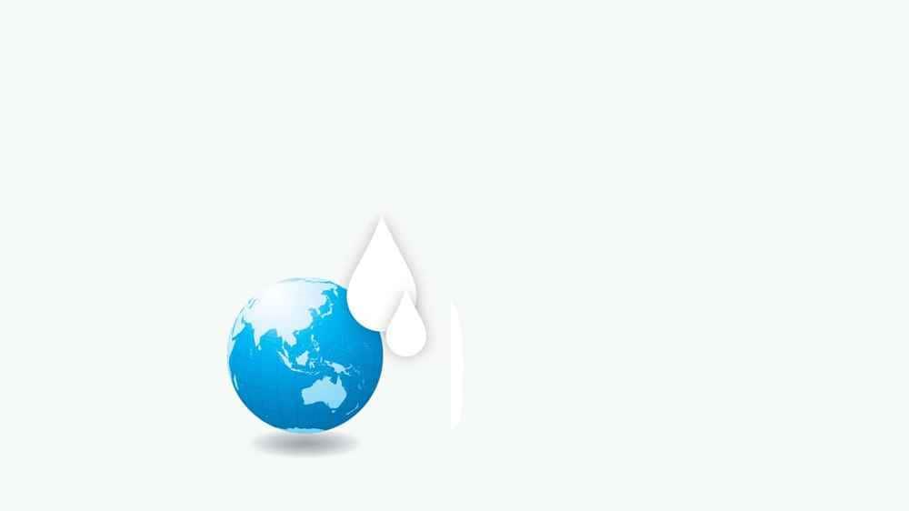 GE Step Ahead : Freshwater is a vanishing resource