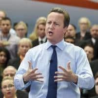 David Cameron says Tata Steel UK gets 'encouraging' offers