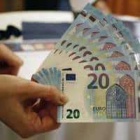 Euro zone growth revised back to 12-month high of 0.6 %