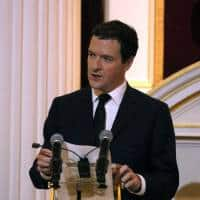 Further volatility ahead but economy is strong: George Osborne