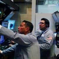 Brexit fallout crushes financial stocks; Dow falls over 200 pts