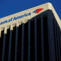 BoFA sets new cost target under pressure from low rates