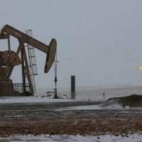 Oil extends rise after surprise US crude stock draw