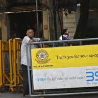 Stock mkt outlook downgraded as banknotes ban hits economy: Poll